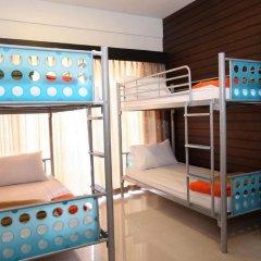 Lub Sbuy Hostel Кровать в общем номере