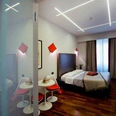 Отель Relais Forus Inn 3* Стандартный номер с различными типами кроватей фото 11