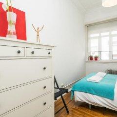 Отель Delightful Lisbon City Apartment Португалия, Лиссабон - отзывы, цены и фото номеров - забронировать отель Delightful Lisbon City Apartment онлайн сейф в номере