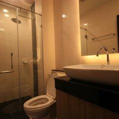 Отель Di Pantai Boutique Beach Resort 4* Стандартный номер с разными типами кроватей фото 11