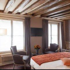 Hotel de LUniversite 3* Стандартный номер с различными типами кроватей фото 4