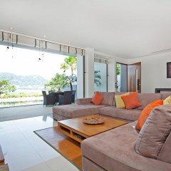 Отель Seductive Sunset Villa Patong A1 комната для гостей фото 3