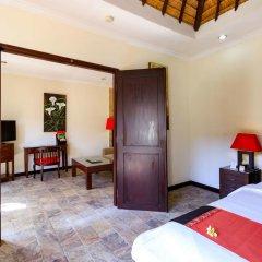 Отель Aleesha Villas 3* Улучшенная вилла с различными типами кроватей фото 11