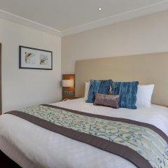 Amba Hotel Charing Cross 4* Номер Делюкс фото 5