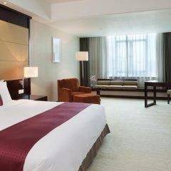 Отель Holiday Inn Guangzhou Shifu 4* Улучшенный номер с разными типами кроватей фото 3