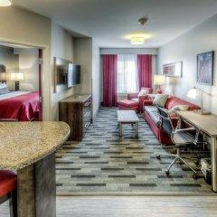Отель Staybridge Suites University Area Osu 3* Люкс с различными типами кроватей фото 2