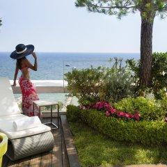 Le Grand Hotel Cannes Канны пляж