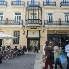 Hotel San Lorenzo Boutique 3* Стандартный номер с различными типами кроватей фото 16