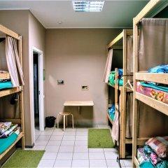 Nice Hostel Кровать в общем номере фото 9
