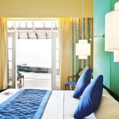 Отель Adaaran Select Meedhupparu Медупару комната для гостей фото 4