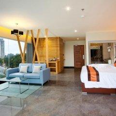 Отель Balihai Bay Pattaya 3* Номер Делюкс с различными типами кроватей фото 17