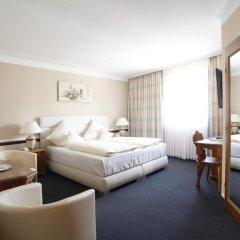 Hotel Garni Zum Gockl Унтерфёринг комната для гостей