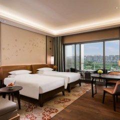 Отель Hyatt Regency Xi'an комната для гостей фото 4