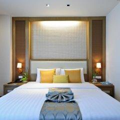 The ASHLEE Plaza Patong Hotel & Spa 4* Улучшенный номер с различными типами кроватей фото 6