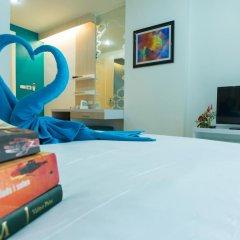 D@Sea Hotel 3* Студия с различными типами кроватей фото 6