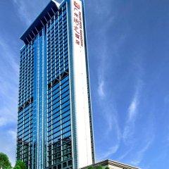 Soluxe Hotel Guangzhou балкон