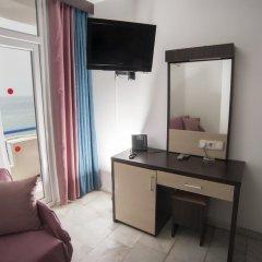 Semt Luna Beach Hotel - All Inclusive 2* Стандартный номер двуспальная кровать фото 3