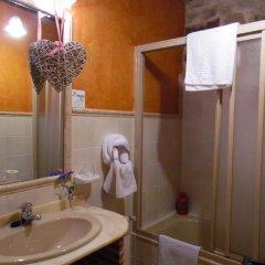 Отель Posada La Capía ванная