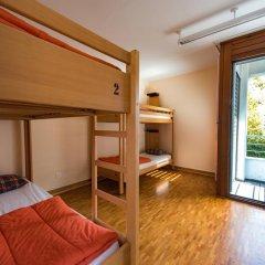 Geneva Hostel Стандартный номер с различными типами кроватей (общая ванная комната) фото 2