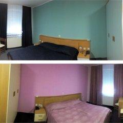 Отель Rooms Merkantil Simenta Номер Делюкс с различными типами кроватей