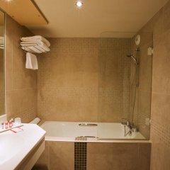 Hotel Lyon Métropole 4* Номер Комфорт с различными типами кроватей фото 4
