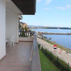 Отель Villas Bilyana Болгария, Равда - отзывы, цены и фото номеров - забронировать отель Villas Bilyana онлайн балкон