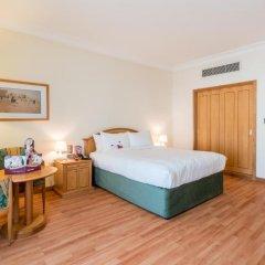 Отель Crowne Plaza Abu Dhabi 5* Стандартный номер с различными типами кроватей фото 3