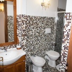 Отель B&B Valle degli Ulivi Vallecorsa Стандартный номер фото 14