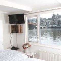 Отель Rent A Houseboat балкон