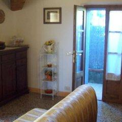 Отель Casetta di Collalto Синалунга комната для гостей фото 5