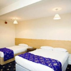 Queens Hotel 3* Стандартный номер с различными типами кроватей фото 28