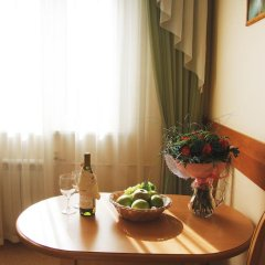 Гостиничный Комплекс Орехово 3* Улучшенные апартаменты разные типы кроватей фото 8