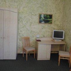 Гостиница Соловьиная роща Номер Комфорт разные типы кроватей фото 4