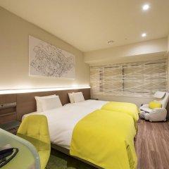 Отель remm Roppongi 3* Стандартный номер с 2 отдельными кроватями фото 2