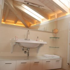 Отель Residenza Simona Меззегра ванная