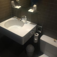 Hotel Du Parc Saint Charles ванная фото 6