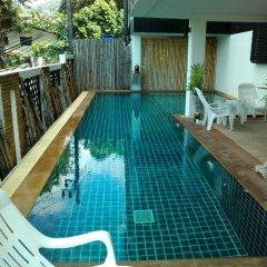 Отель I Am Residence бассейн