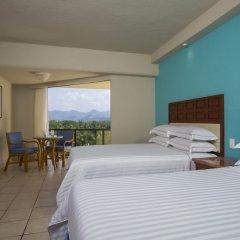 Отель Barcelo Ixtapa Beach - Все включено 3* Улучшенный номер с различными типами кроватей фото 6