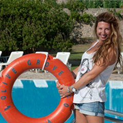 Отель Olive Grove Resort 3* Студия с различными типами кроватей фото 37