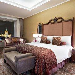 Лотте Отель Москва 5* Стандартный номер разные типы кроватей фото 6