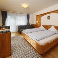 Отель Tirolerhof Горнолыжный курорт Ортлер сейф в номере