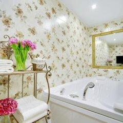 Гостиница Де Пари 4* Номер Делюкс разные типы кроватей фото 14
