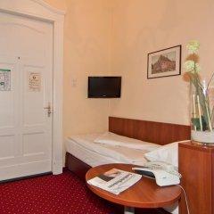 Novum Hotel Kronprinz Hamburg Hauptbahnhof 3* Стандартный номер разные типы кроватей фото 4
