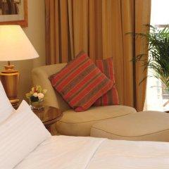 Отель Movenpick Resort & Residences Aqaba 5* Улучшенный номер с различными типами кроватей фото 2