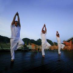 Отель Halong Apricot Cruise фитнесс-зал