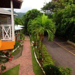 Отель Bay View Eco Resort & Spa парковка
