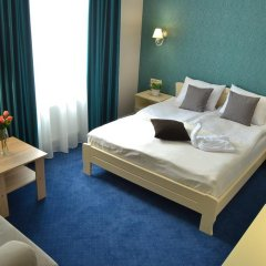 Гостиница Ajur 3* Стандартный номер с 2 отдельными кроватями фото 4