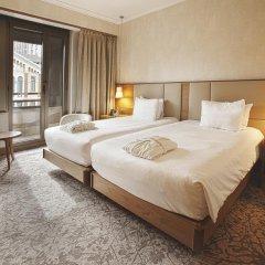 Отель Hilton Milan 4* Номер Делюкс с различными типами кроватей фото 2