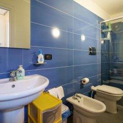Отель La casetta al Massimo Италия, Палермо - отзывы, цены и фото номеров - забронировать отель La casetta al Massimo онлайн ванная