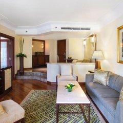 Отель The Laguna, a Luxury Collection Resort & Spa, Nusa Dua, Bali 5* Представительский люкс с различными типами кроватей фото 4